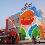 The Bahrain Science Centre of which Mike was the MTE Studios Director from January 2012 to April 2015